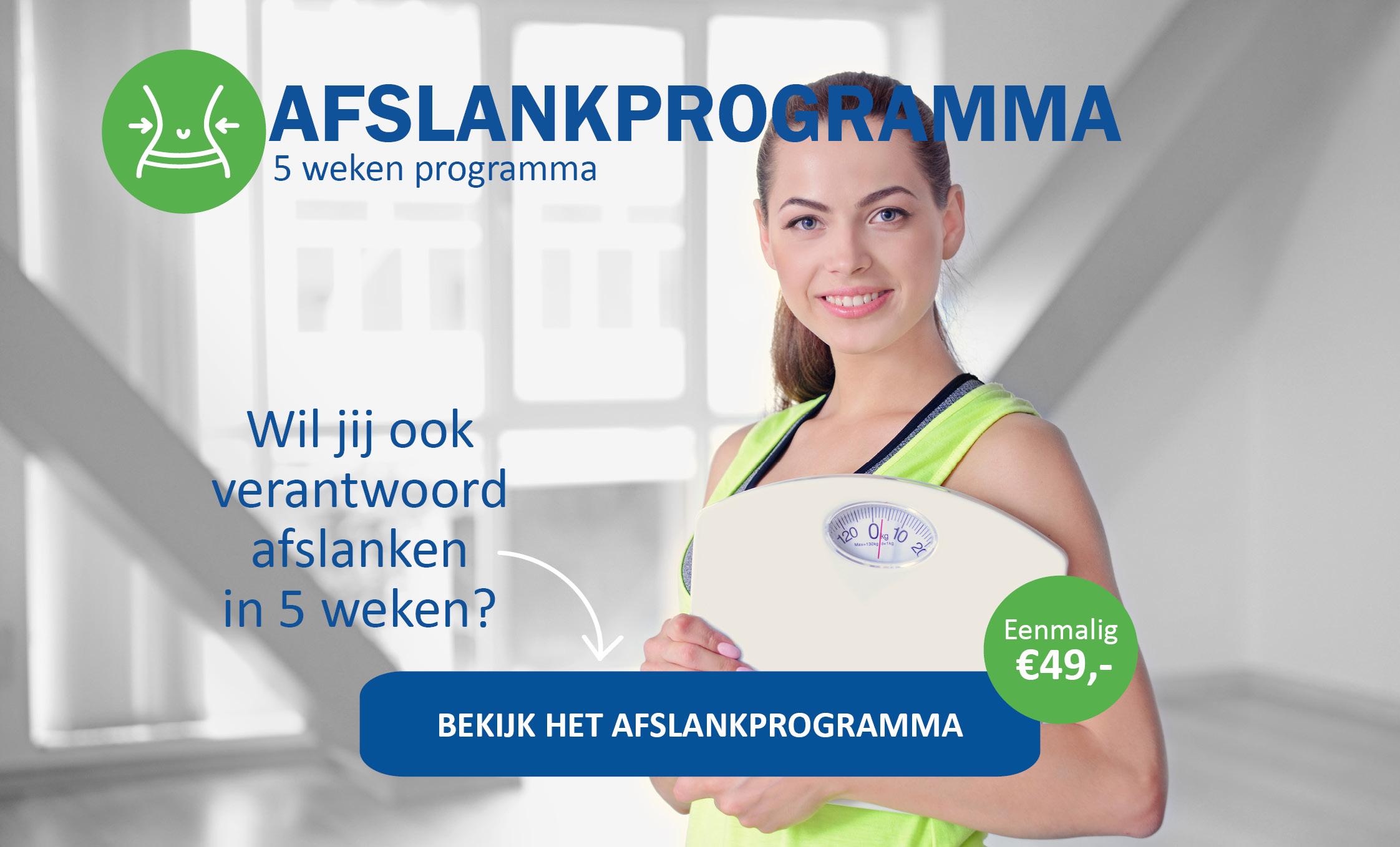 Afslankprogramma