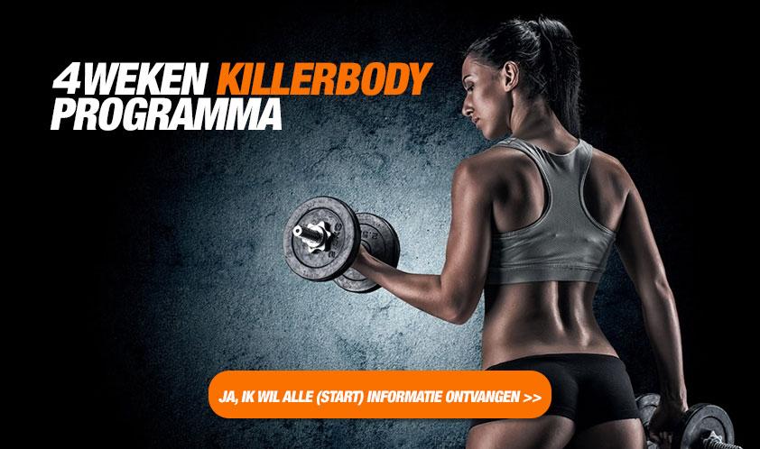 Werk aan je Killerbody!