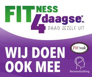 Fitness4Daagse bij SFG - Sport voor het goede doel!